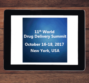 11th World Drug Delivery Summit 2017