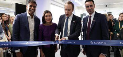 Novartis headquarter opening ceremony