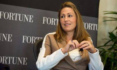 Heather Bresch, CEO of Mylan