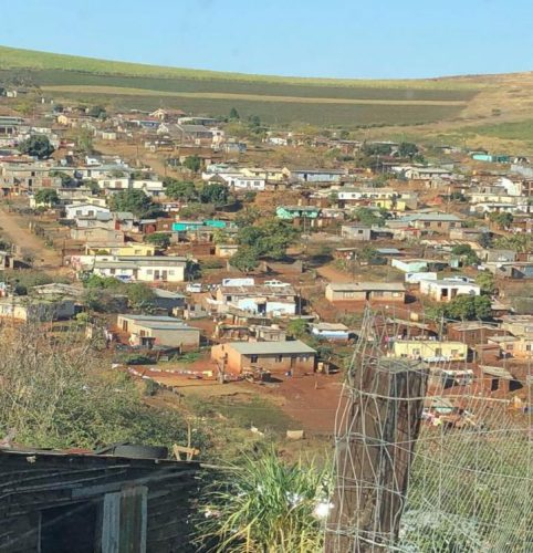 Rural South Africa