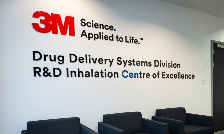 3M Drug Delivery Systems relocates UK R&D to new facility