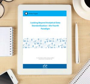 Whitepaper: Looking beyond analytical data standardization - the Fourth Paradigm