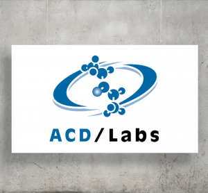 ACD/Labs logo with background
