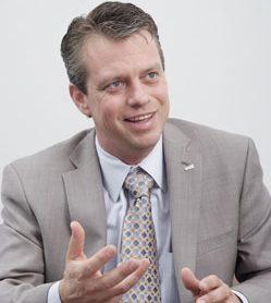 Aric Meares, CEO, Azbil BioVigilant