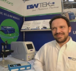 B&W Tek interviewed by European Pharmaceutical Review at analytica 2012