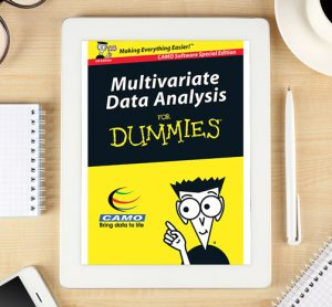 Multivariate data analysis