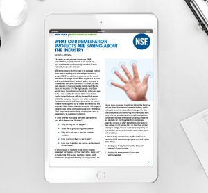NSF International - Whitepaper
