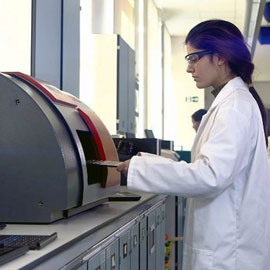 Cobalt Transmission Raman Spectroscopy