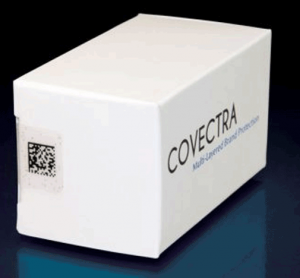 Covectra launches anti-counterfeit barcode labelling system