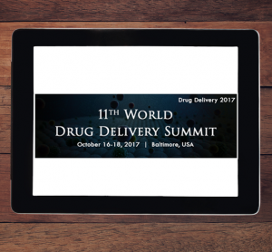 11th World Drug Delivery Summit