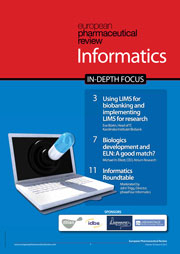 EPR Informatics Supplement 2013