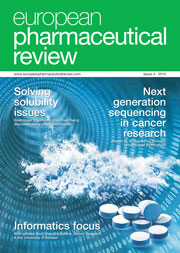 European Pharmaceutical Review Issue #4 2015