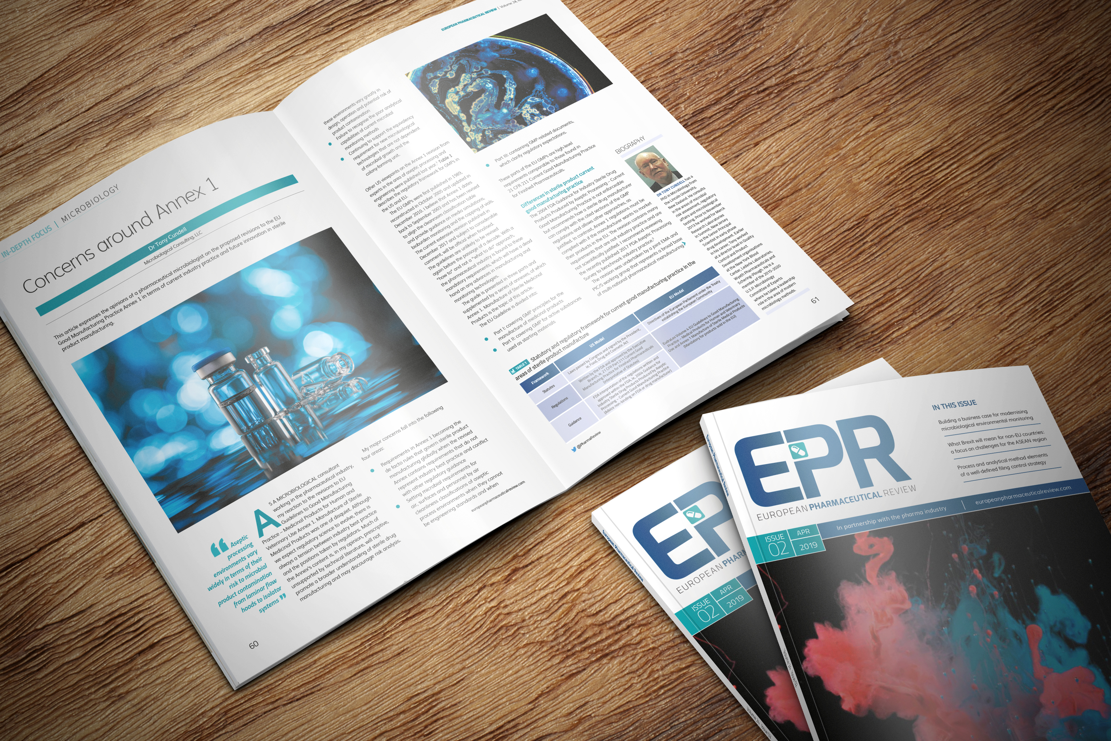 European Pharmaceutical Review Issue 2 2019