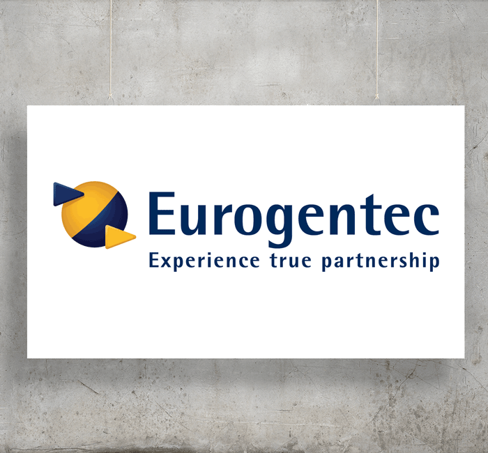 Eurogentec logo with background