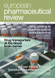 European Pharmaceutical Review Issue #1 2016
