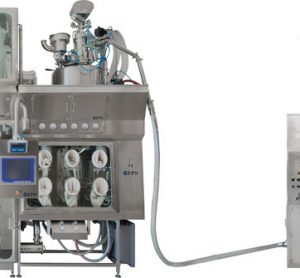 FPS has provided High containment Integrated system for Pharmaceutical application in India