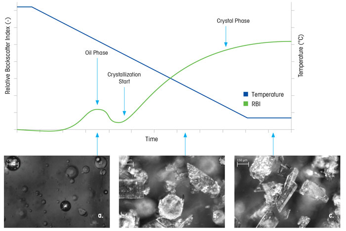 Applying simple PAT tools to crystallisation in process chemistry