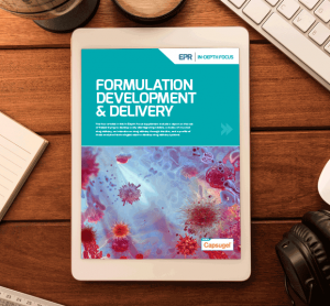 Formulation Development and Delivery in-depth focus digital issue #3 2017