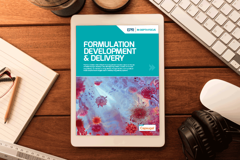 Formulation Development & Delivery In-Depth Focus