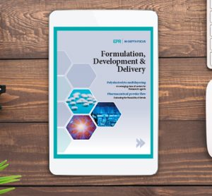 Formulation, Development and Delivery IDF