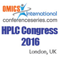 HPLC Congress 2016- Exploring the Boundless Analytical Techniques