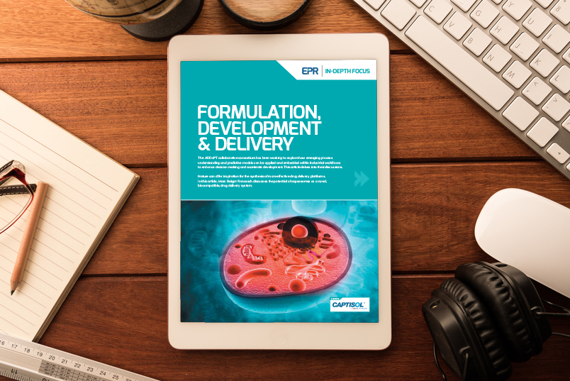 Formulation, Development & Delivery In-Depth Focus 2019