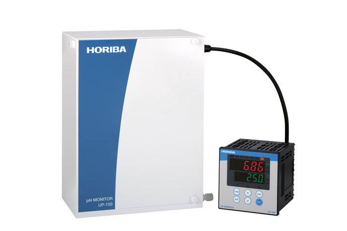 Numerous manufacturing and process industries stand to benefit from HORIBA's fully automatic and self-calibrating micro-volume, in-line pH monitor