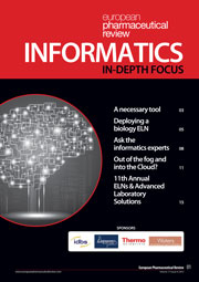 Informatics In-depth Focus 2012
