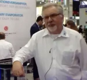 Jim Findlay, Marketing Manager, KNF Lab at analytica 2014