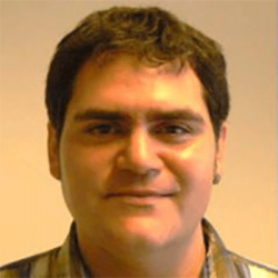 Dr José Manuel Amigo, Associate Professor in the Department of Food Science at the University of Copenhagen.