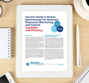 Whitepaper: Current trends in Raman Spectroscopy for upstream bioprocess monitoring and control