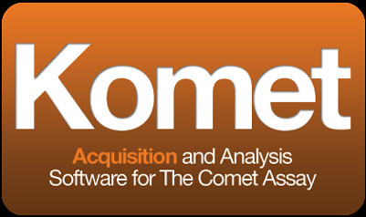Andor launches KOMET 7 Software for the Comet Assay