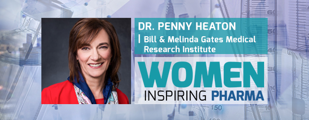 Dr Penny Heaton, Bill & Melinda Gates MRI: 'Lift while you climb'