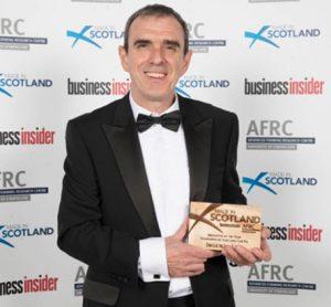 Ingenza enjoys success at the Made in Scotland awards