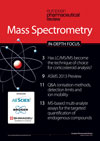 Mass Spectrometry Supplement 2013