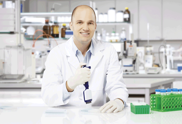Rainin's pipette service puts the customer first