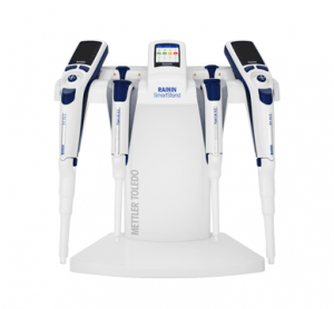 Discover the Rainin SmartStand™, the world's first intelligent pipette stand
