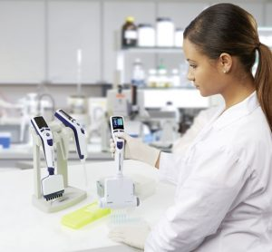 Rainin's calibration service helps ensure accurate, precise pipetting
