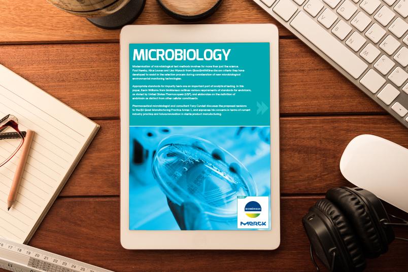 Microbiology IDF logo