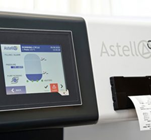 Astell touchscreen controllers