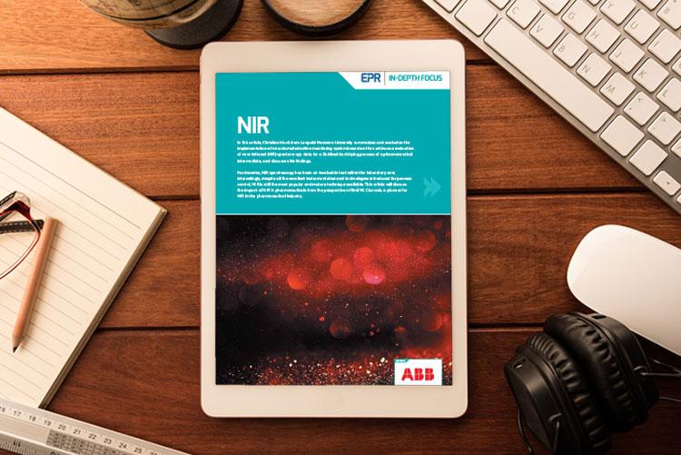 NIR In-depth focus 2019 cover