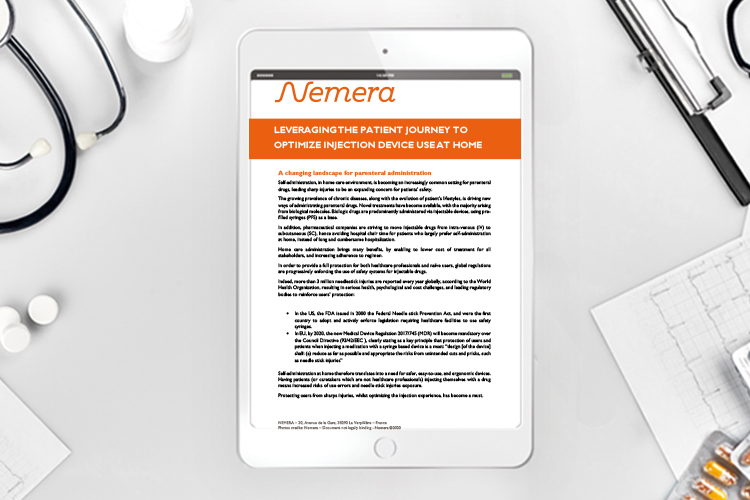Nemera Whitepaper Featured Image