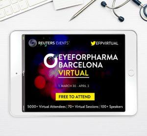 Eyeforpharma Barcelona Event listing