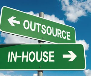 Outsourcing in the analytical and microbiology area