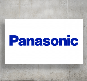 Panasonic Biomedical Sales Europe logo with background