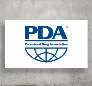 Parental Drug Association logo with background