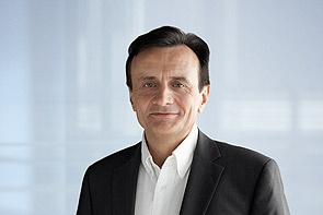 Pascal Soriot, AstraZeneca's new Chief Executive Officer