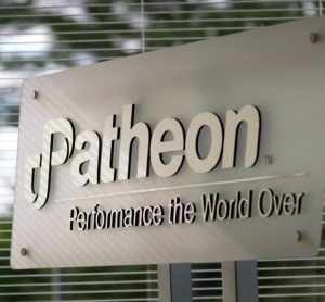 Patheon logo