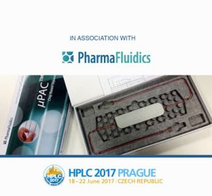 PharmaFluidics Chip based µPAC™ ultra-high resolution Liquid Chromatography column