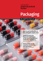 Pharmaceutical Packaging in-depth focus 2016